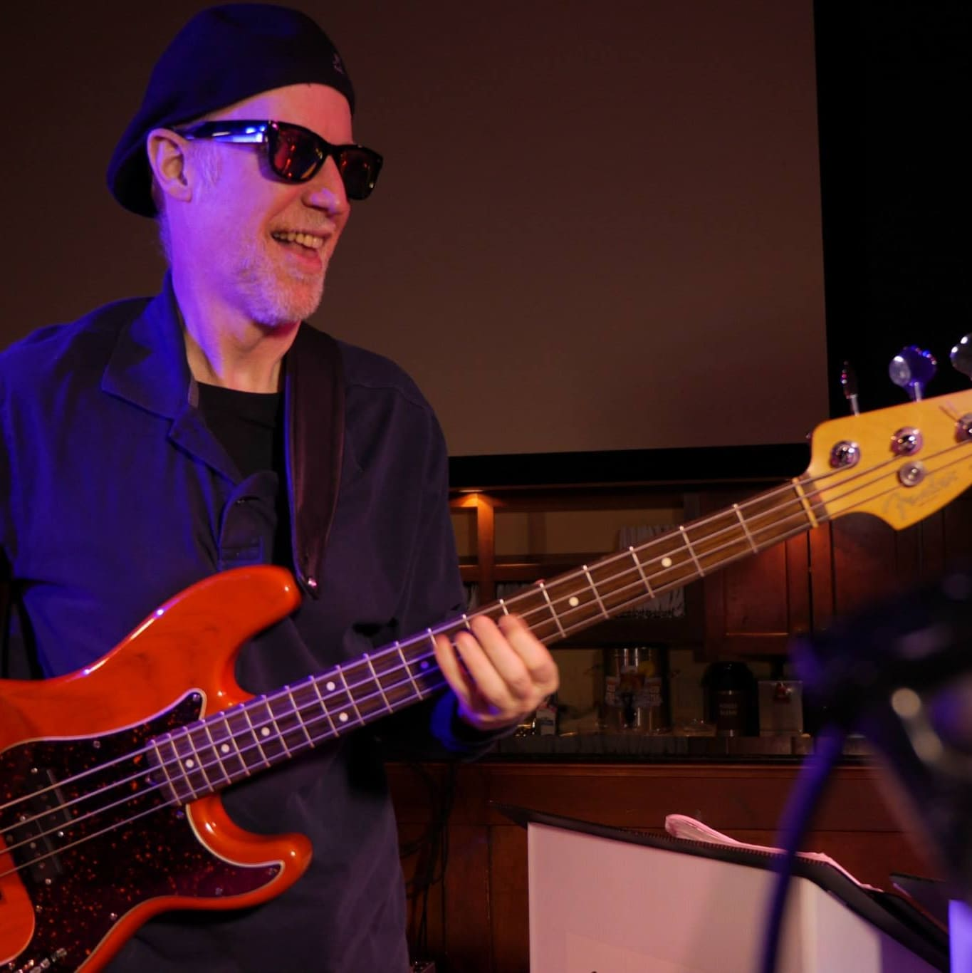 "John Adams ""Electric Trio"" at Scat Jazz Lounge, ft. Joel McCray and Ryan Brown!"